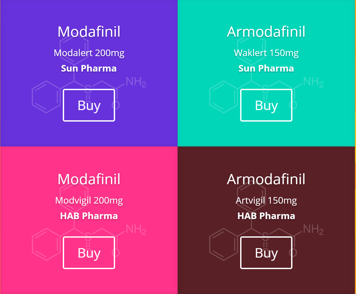 Modafinil online reviews